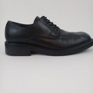 Axcess Men's Square Toe Leather Shoes Size 11.5E